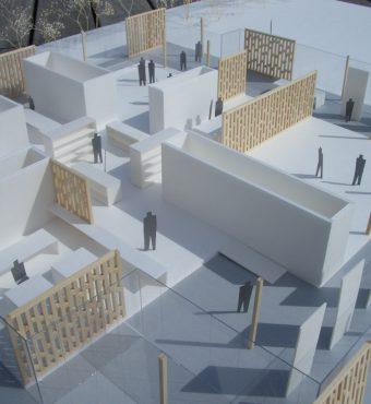 福井県平和祈念館設計プロポーザル案