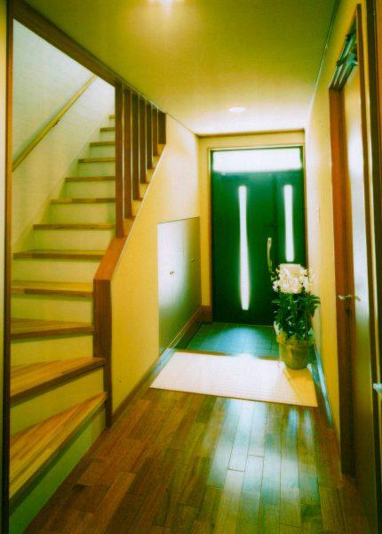 相称性の家
